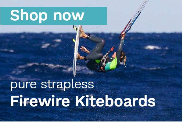 Firewire Kiteboards - Evo Helium und Vader Helium (Tomo Shapes)