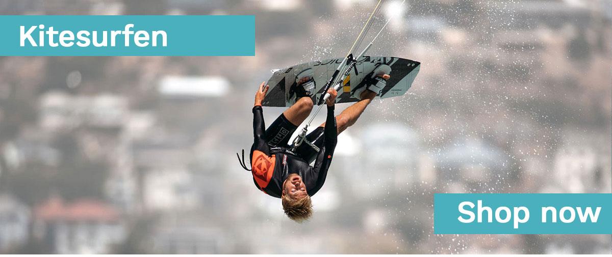 Kites, Twintips, Wave Kiteboards und mehr beim Freerider in Hamburg