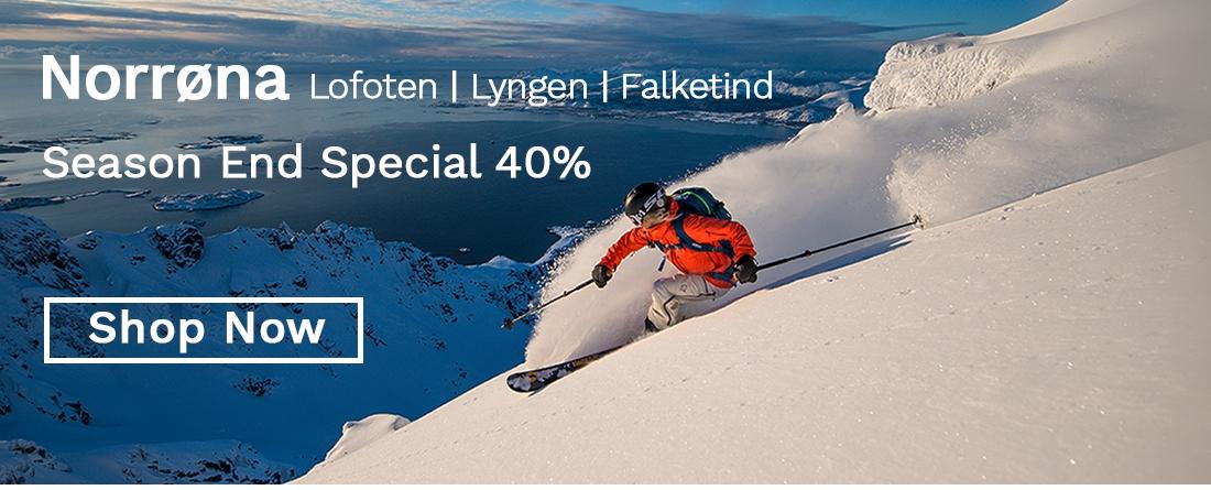 Norrona Season End Special 40%