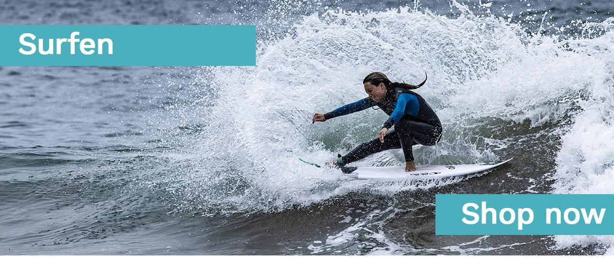 Wellenreiten beim Freerider am Dammtor