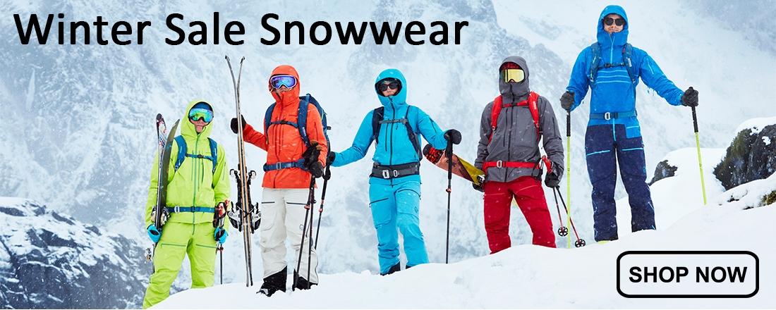 Winter Sale Snowwear